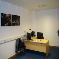 Upstairs Office 1