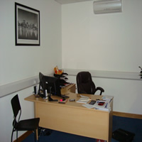 Upstairs Office 2