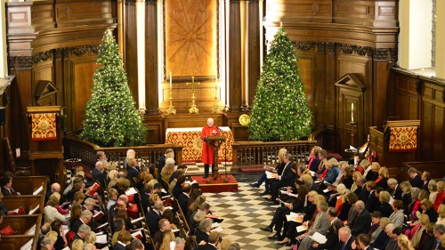 Carols From Chelsea Fundraising Event