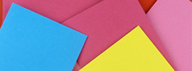 Coloured Envelopes Warehouse Clearance