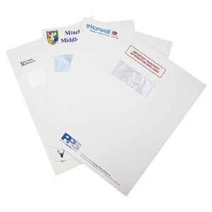 Printed C4 Envelopes