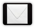 155mm Square Envelopes