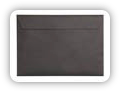 C6 Black Envelopes
