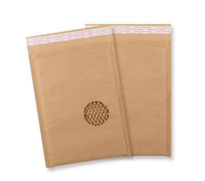 Eco Padded Bags