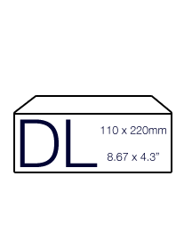Dl Envelope Size Guide