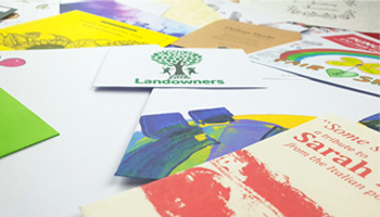 Personalised Envelopes