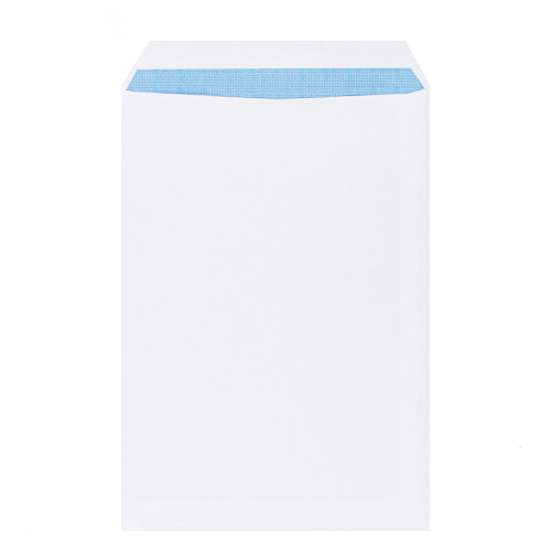 C4 WHITE SELF SEAL POCKET ENVELOPES 100GSM