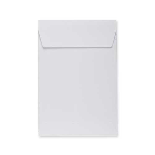 C4 WHITE GUSSET PEEL & SEAL ENVELOPES
