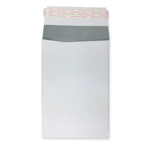 C4 White Gusset Envelopes