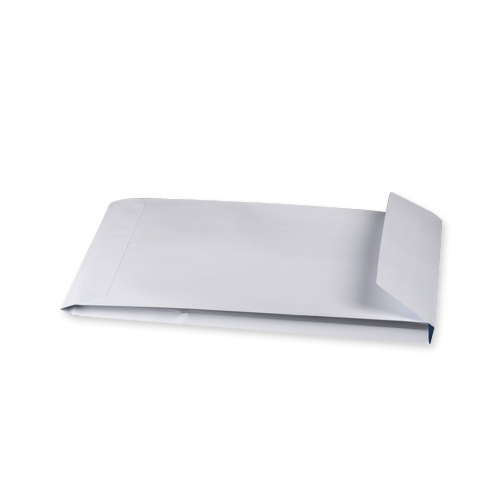 C5 WHITE GUSSET PEEL & SEAL ENVELOPES