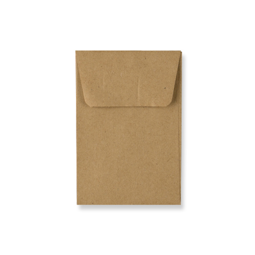 MANILLA DINNER MONEY POCKET ENVELOPE 98 x 67mm