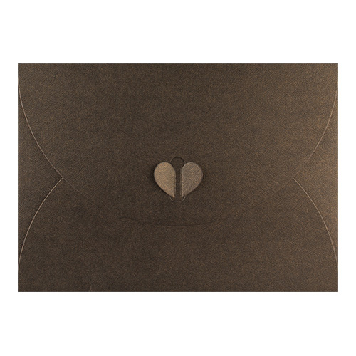 C7 BRONZE BUTTERFLY ENVELOPES