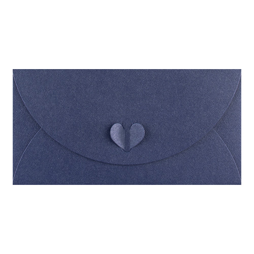 DL MIDNIGHT BLUE BUTTERFLY ENVELOPES