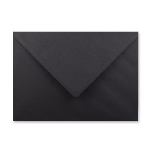 C4 BLACK ENVELOPES 120GSM