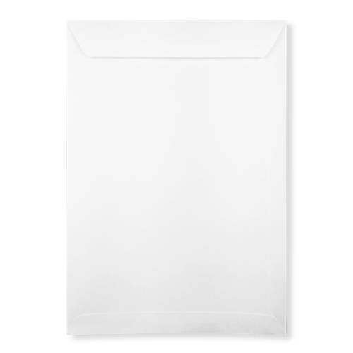 C4 White Pocket Peel & Seal Envelopes