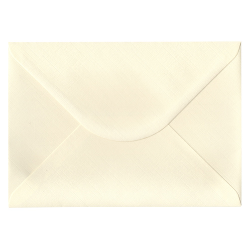 C5 IVORY 135GSM FINE LINEN EFFECT ENVELOPES