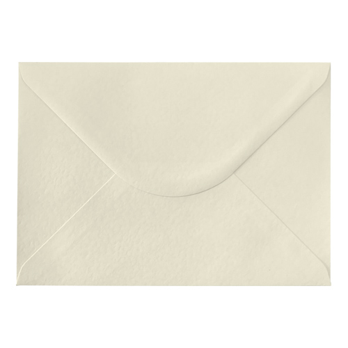 C5 IVORY HAMMER EFFECT ENVELOPES