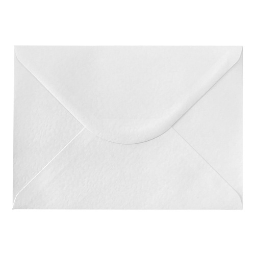 C5 WHITE HAMMER EFFECT ENVELOPES 135GSM
