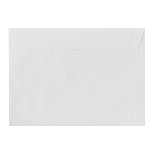 C5 WHITE HAMMERED PEEL AND SEAL ENVELOPES