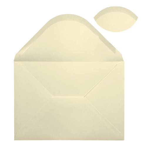 C5 CREAM ENVELOPES