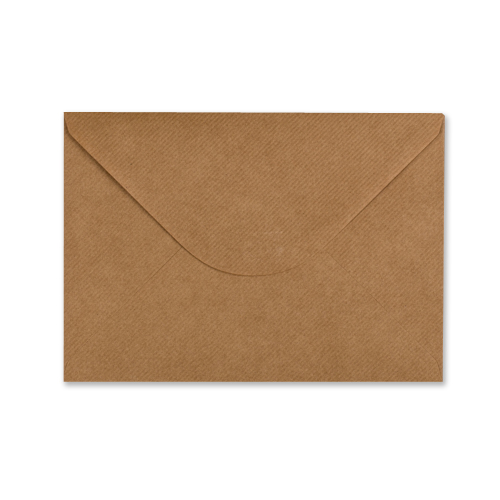 C5 RIBBED KRAFT ENVELOPES