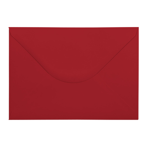 C5 SCARLET RED ENVELOPES