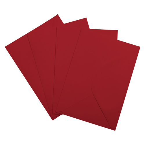 Red C5 Envelopes