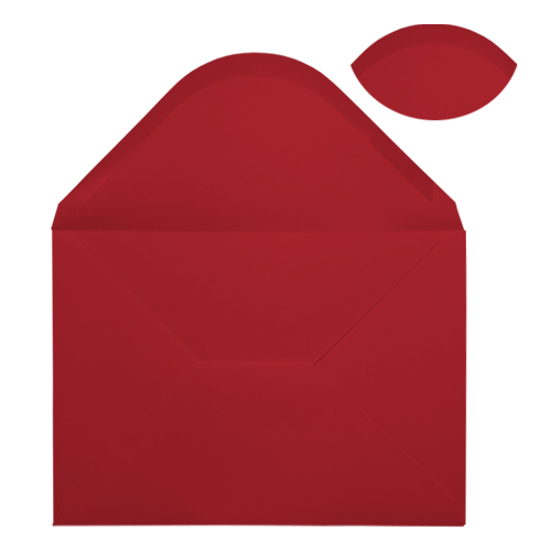 C5 Red Envelopes