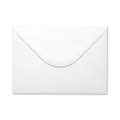 C5 Diamond White Fine Linen Envelopes 135gsm