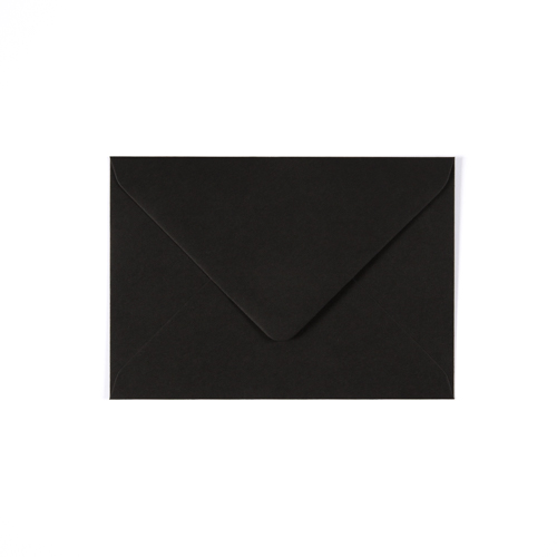 152 x 216 mm Black Envelopes