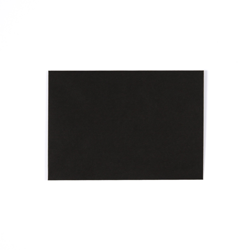 BLACK 70 x 100 mm GIFT TAG ENVELOPE (i2)