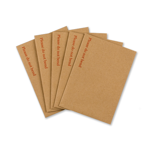 C5 MANILLA BASKET BOARD BACKED ENVELOPES 115/550GSM