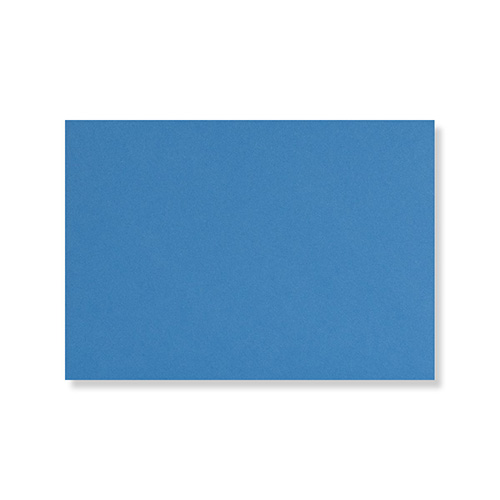 C6 BRIGHT BLUE ENVELOPES 120GSM