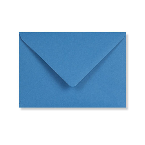 C6 KINGFISHER BLUE ENVELOPES (NEW SHADE)