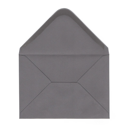 C6 GUNPOWDER GREY ENVELOPES
