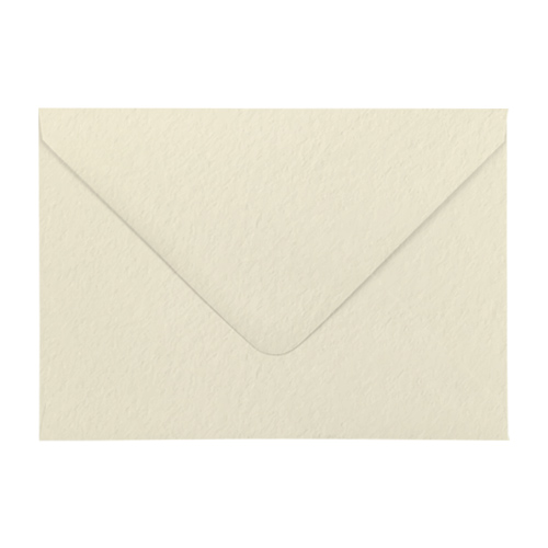 C6 IVORY HAMMER EFFECT ENVELOPES 135GSM