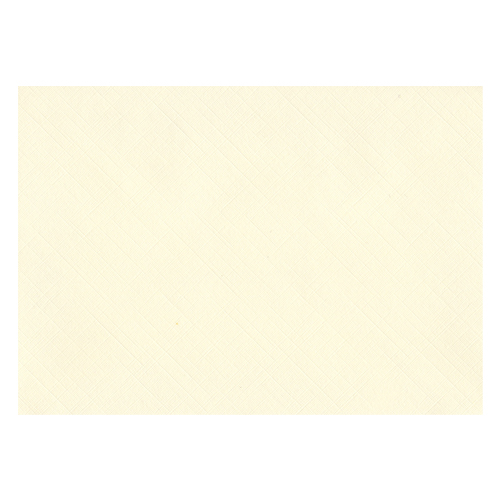 IVORY 135GSM FINE LINEN EFFECT 152 x 216 mm ENVELOPES (i9)