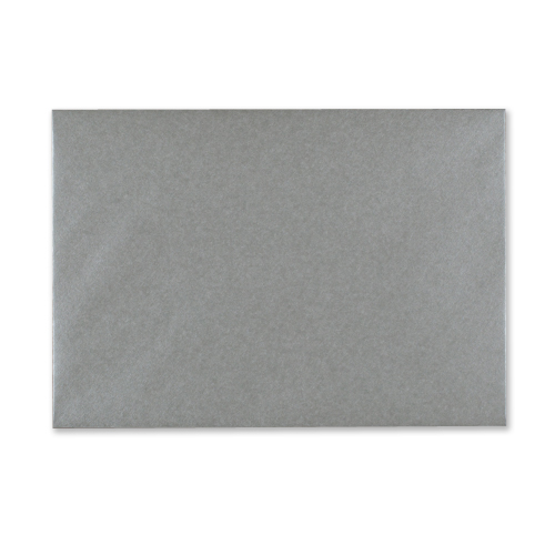133 x 184mm Silver Envelopes
