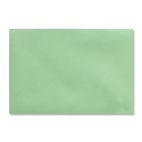 C6 PALE GREEN ENVELOPES