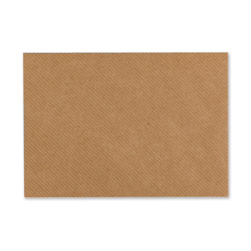 RIBBED KRAFT 152 x 216 mm ENVELOPES (i9)
