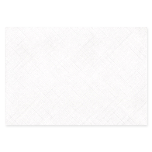 WHITE 135GSM FINE LINEN EFFECT 152 x 216 mm ENVELOPES (i9)