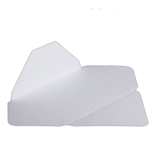 C6 DIE CUT SMOOTH WHITE ENVELOPES