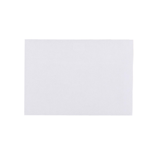 C6 WHITE SELF SEAL WALLET ENVELOPES 90GSM