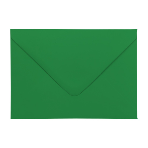 XMAS GREEN 152 x 216 mm ENVELOPES (i9)