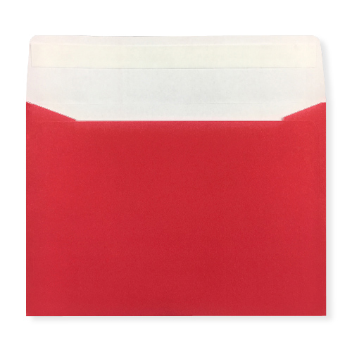 C7 RED PEEL & SEAL ENVELOPES
