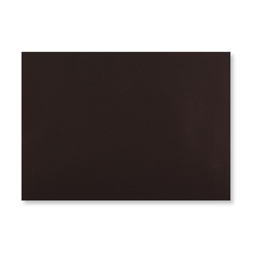 C5 Dark Brown Peel & Seal Envelopes