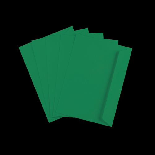 C6 Dark Blue Peel & Seal Envelopes