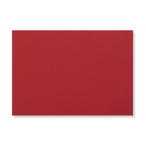 C5 Red Peel & Seal Envelopes