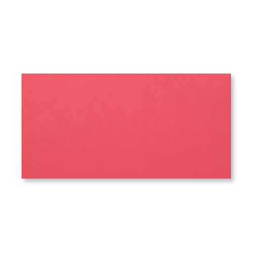DL BRIGHT PINK PEEL AND SEAL ENVELOPES