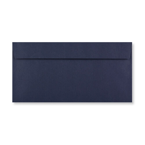 DL Dark Blue Peel & Seal Envelopes